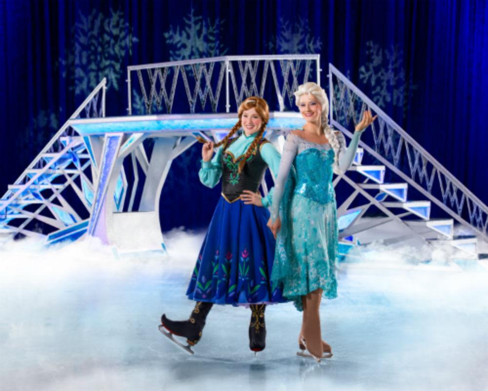 Disney On Ice Liverpool Echo Arena