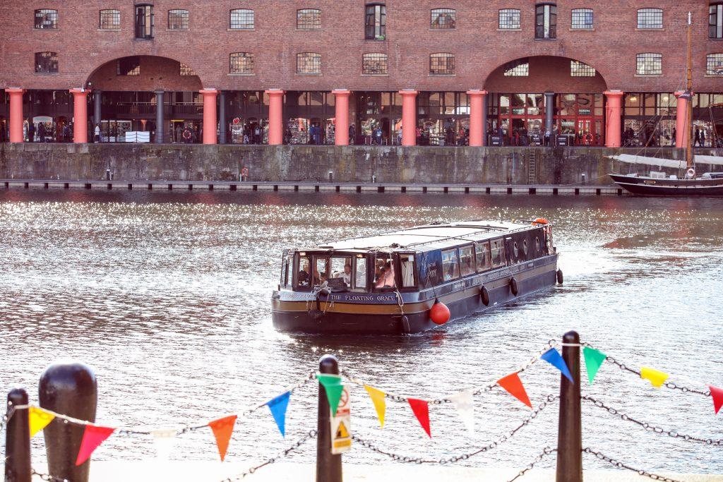 Albert Dock Liverpool - Heritage on the Dock 2018